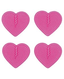 Crab Grab Mini Hearts - Pink