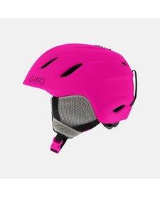 Giro Jr Nine Jr Helmet Matte Bright Pink - (17/18)
