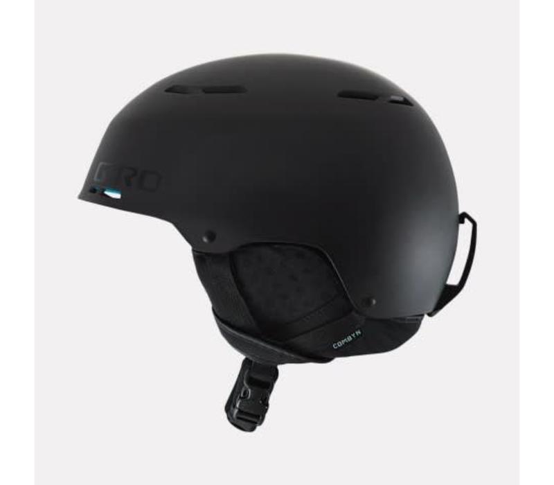 Giro Mens Combyn Helmet Matte Black - (17/18)