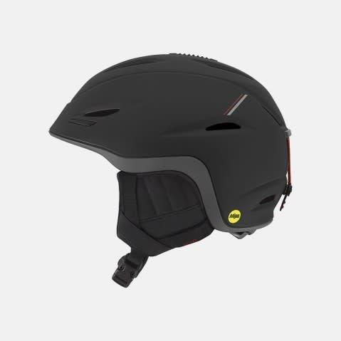GIRO Giro Mens Union Mips Helmet Matte Black/Red Sport Tech - (17/18)