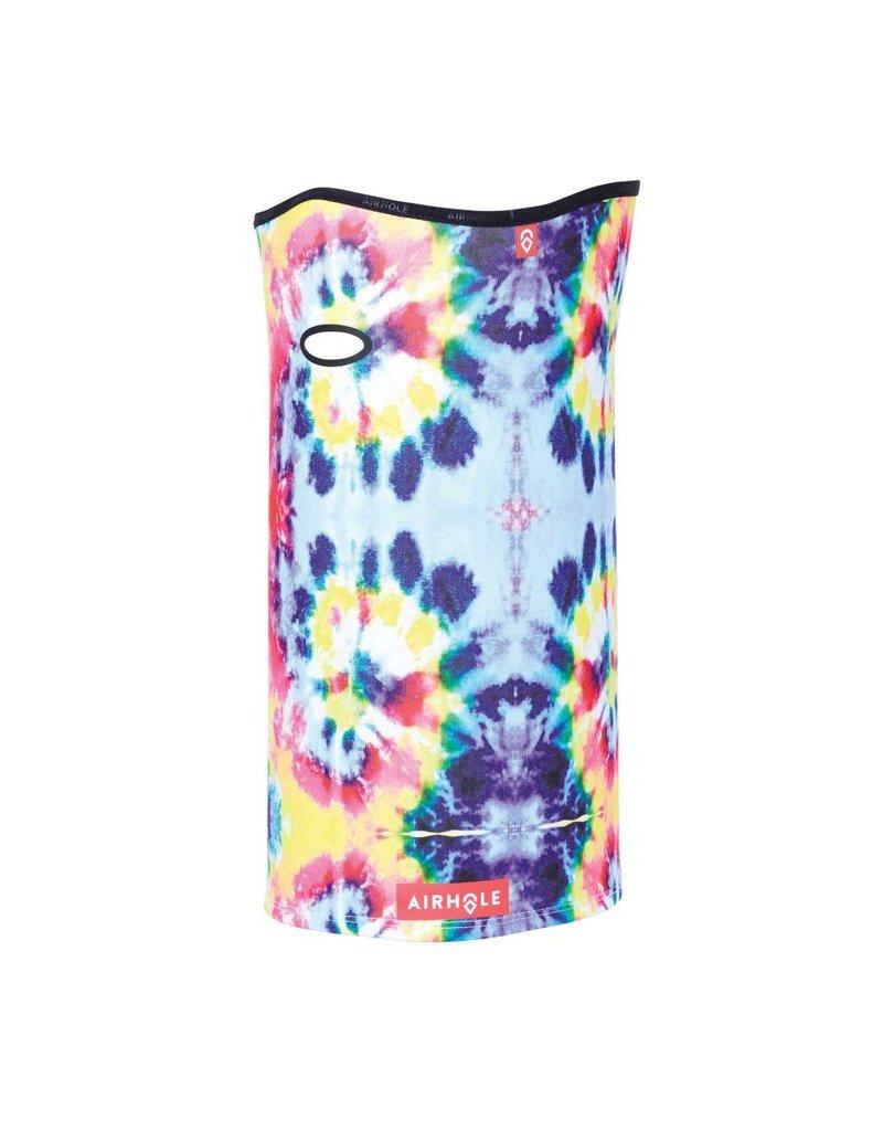 AIRHOLE Airhole Airtube Ergo - Drytech - Tye Dye Facemask - (17/18)