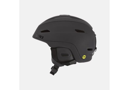 GIRO Giro Mens Zone Mips Helmet Matte St Black - (17/18)