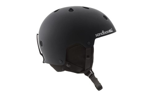 SANDBOX Sandbox Legend Snow Helmet Black (Matte) - (17/18)