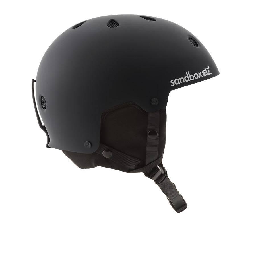 SANDBOX Sandbox Legend Snow Helmet Black (Matte) - (17/18)
