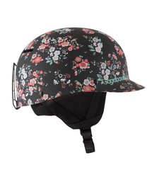 Sandbox Classic 2.0 Snow Helmet Black Floral (Matte) - (17/18)