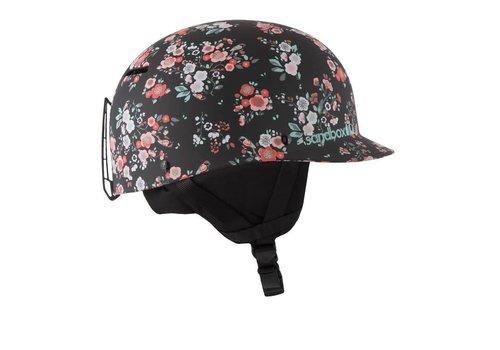 SANDBOX Sandbox Classic 2.0 Snow Helmet Black Floral (Matte) - (17/18)