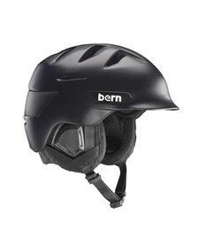 Bern Mens Rollins Helmet Matte Black - (17/18)