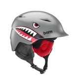 BERN Bern Boys Camino Helmet Grey Flying Tiger - (17/18)