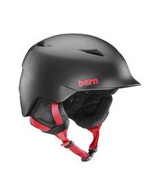 Bern Boys Camino Helmet Matte Black - (17/18)