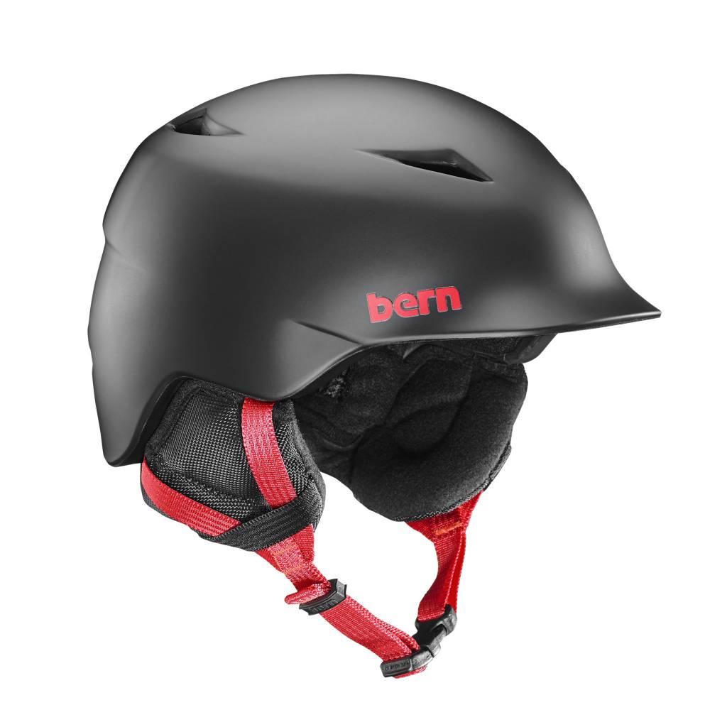 BERN Bern Boys Camino Helmet Matte Black - (17/18)