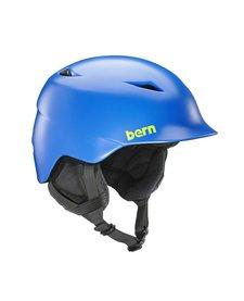 Bern Boys Camino Helmet Satin Cobalt - (17/18)