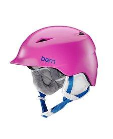 Bern Girls Camina Helmet Satin Pink - (17/18)