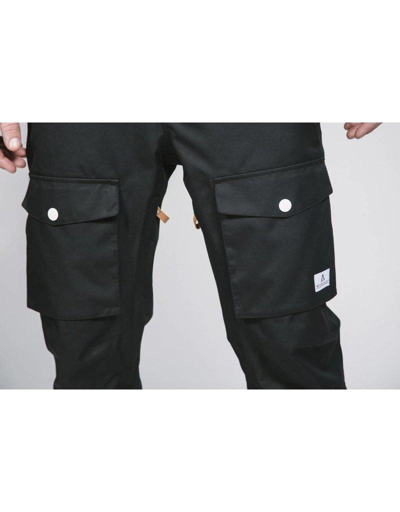 CLWR WEARCOLOR Mens Flight Pant Black -900 (17/18)