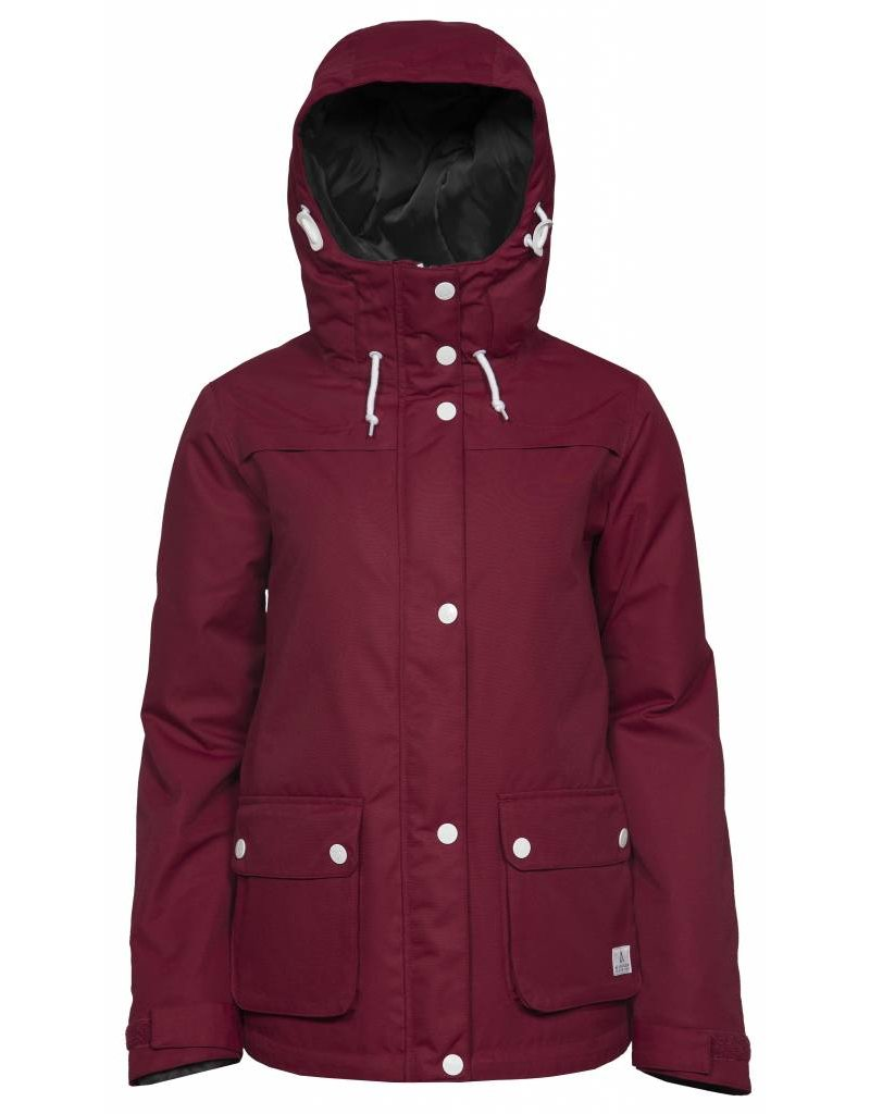 CLWR WEARCOLOR Womens Ida Jacket Burgundy -743 (17/18)