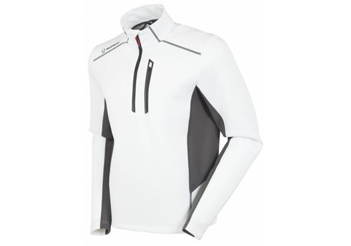 SUNICE Sunice Mens Patrol 1/4 Zip Pullover Whi 801 White/Carbon - (17/18)