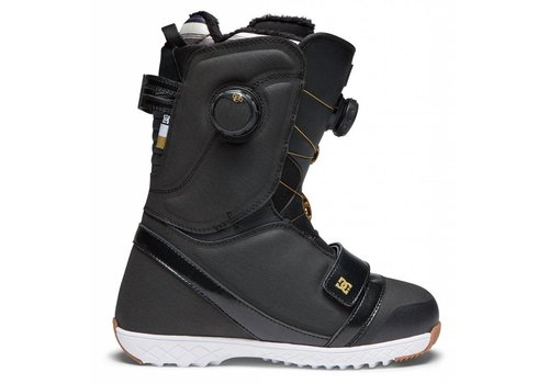 DC DC Womens Mora Snowboard Boot Bg3 Black/Gold - (17/18)