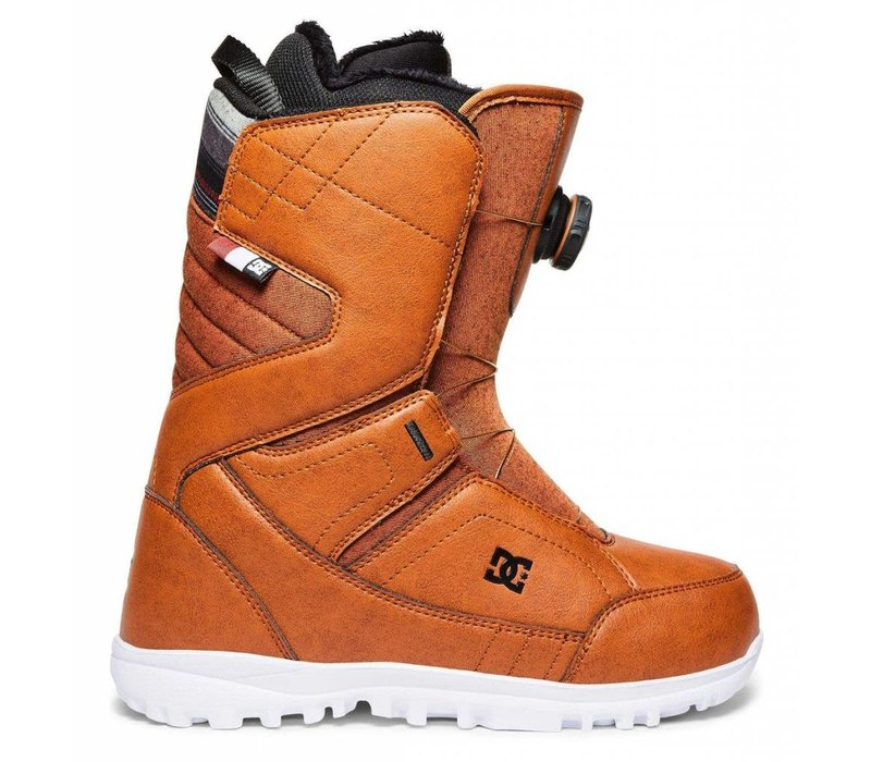 DC Womens Search Snowboard Boot Brn Brown - (17/18)