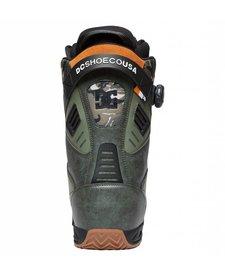 DC Mens Judge Snowboard Boot Arm Army Green - (17/18)