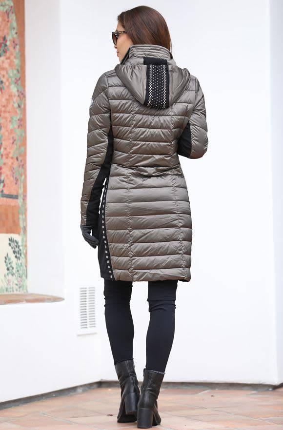 ALP-N-ROCK Alp-N-Rock Verbier Coat Ladies Long Coat Birch -Bir (17/18)