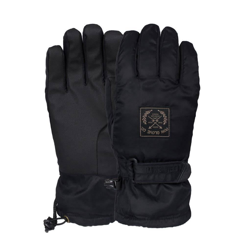 POW XG Mid Glove Black - (17/18)