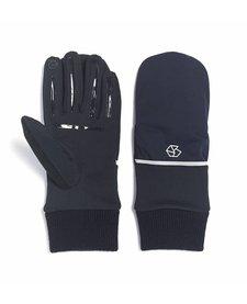 Brume Womens Tremblant Flip Glove Black -01 (17/18) OS