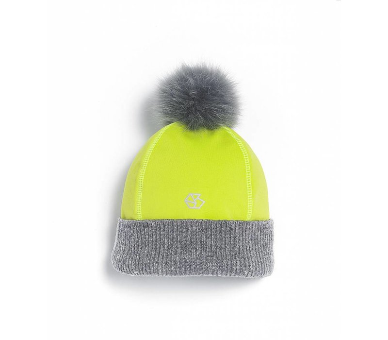 Brume Womens Tremblant Hat Yellow -47 (17/18) OS