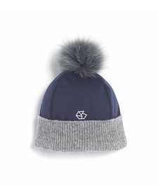 Brume Womens Tremblant Hat Charcoal -39 (17/18) OS