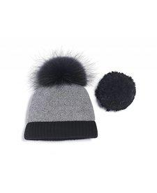 Brume Womens Mount Bishop Hat Black -01 (17/18) OS