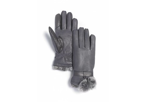 Brume Brume Womens Whistler Glove Grey -37 (17/18)