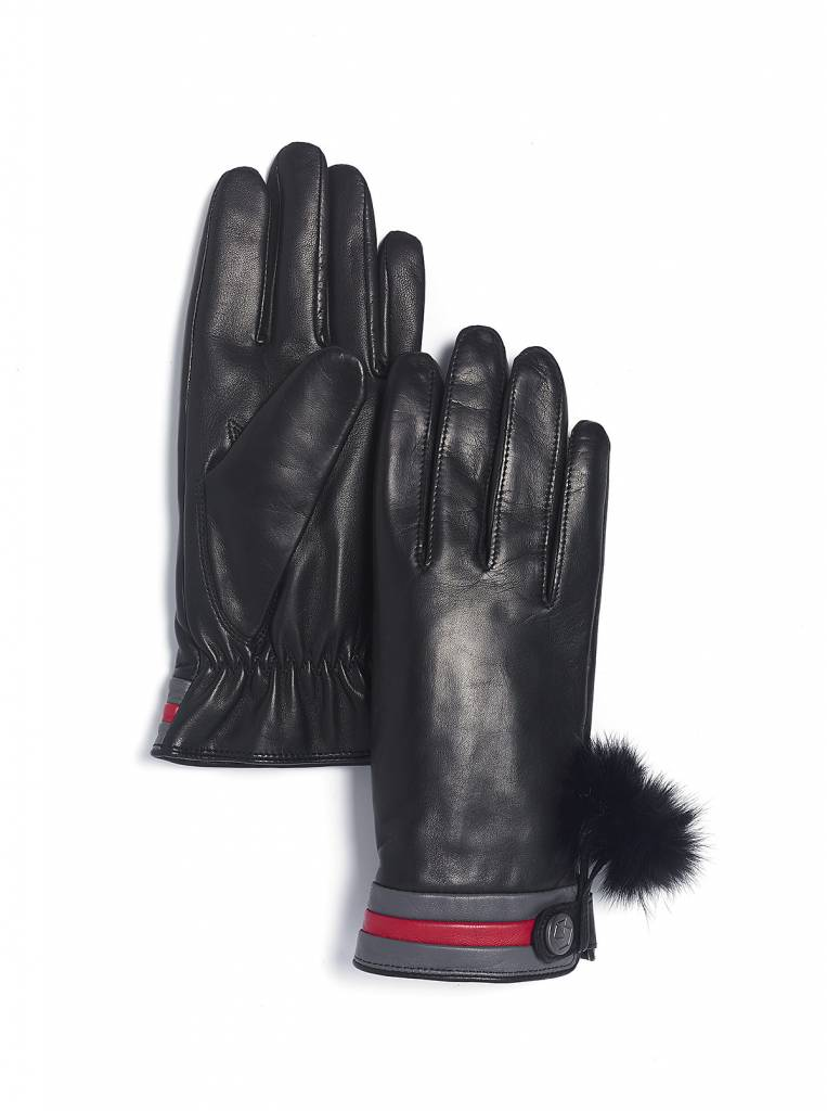Brume Brume Womens Victoria Glove Black -01 (17/18)