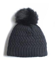 Brume Womens Fairweather Hat Black -01 (17/18) OS