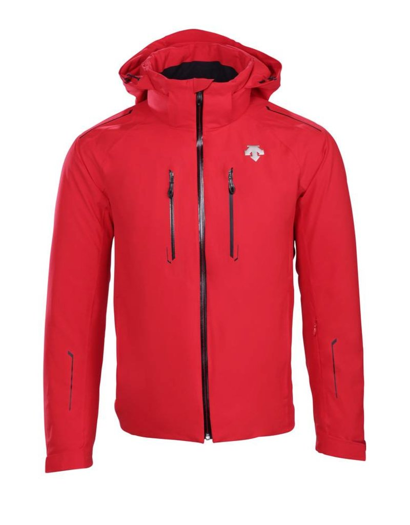 DESCENTE Descente Mens Rogue Jacket Erd-Electric Red -85 (17/18)
