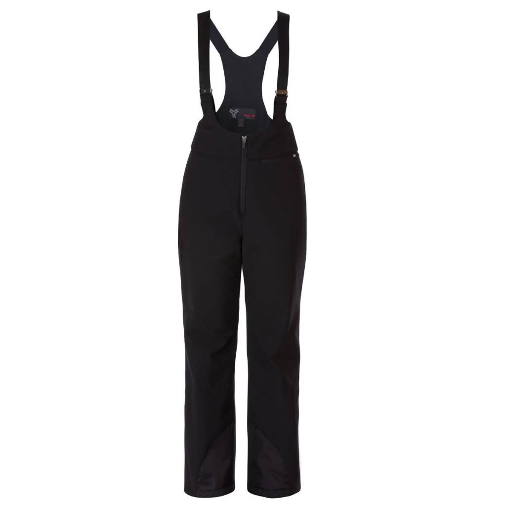 FERA Fera Womens Stowe Bib Stretch Pant Black -001 (17/18)