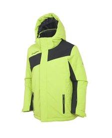 Sunice Boys Bryant Technical Jacket Lim 105 Deep Lime - (17/18)