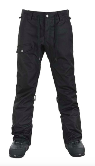 3CS 3CS Mens Silas Pant Black - (17/18)