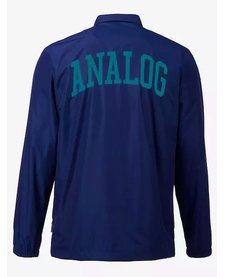 Analog Mens Campton Coaches Jacket Deflate Gate -400 (17/18)