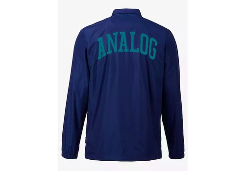 ANALOG Analog Mens Campton Coaches Jacket Deflate Gate -400 (17/18)