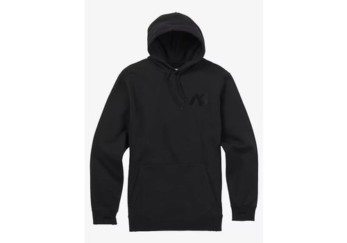 ANALOG Analog Mens Crux Pullover Hoodie True Black -001 (17/18)