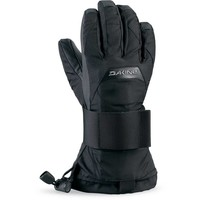 Dakine Wristguard Jr Glove Black - (17/18)
