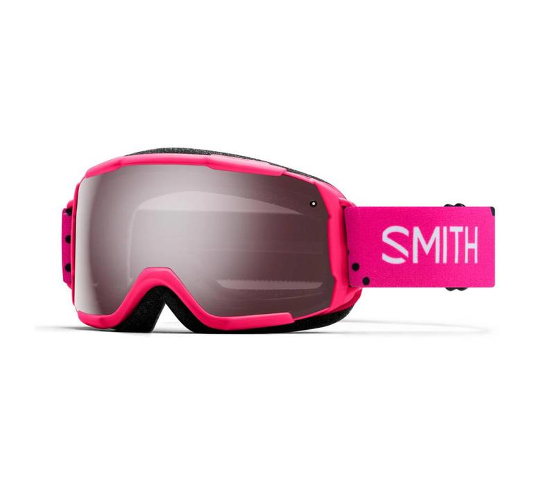 Smith Jr Grom Goggle Pink Monaco -Ignitor Mirror (17/18)