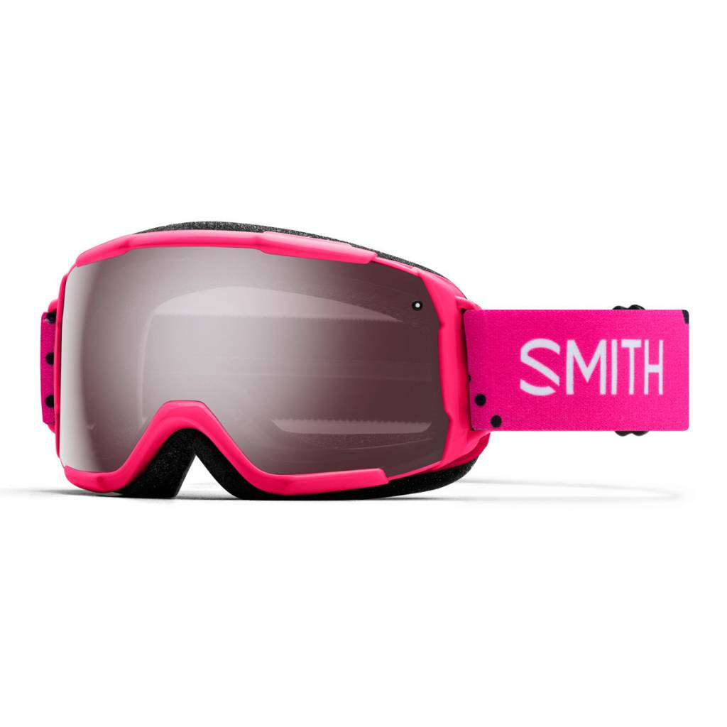 SMITH Smith Jr Grom Goggle Pink Monaco -Ignitor Mirror (17/18)
