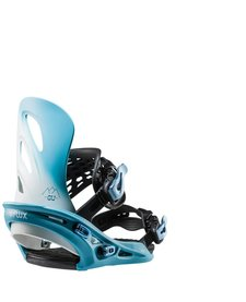 Flux Womens Gu Snowboard Binding Blue - (17/18)