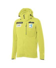 Phenix Mens Norway Team Soft Shell Jacket Lemon1 -Lim (17/18)