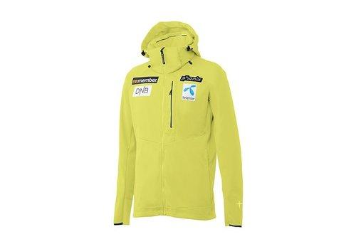 PHENIX Phenix Mens Norway Team Soft Shell Jacket Lemon1 -Lim (17/18)