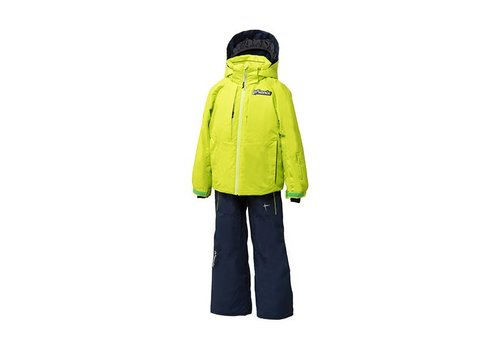 PHENIX Phenix Boys Team Replica Suku Suku Lemon -Lim (17/18)