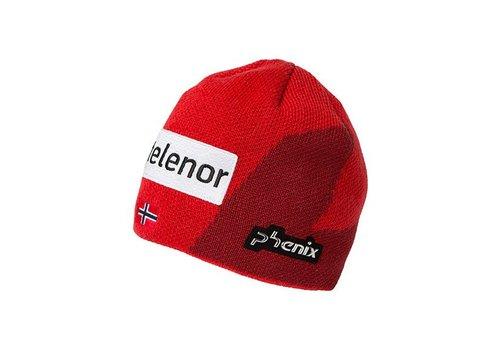 PHENIX Phenix Mens Norway Alpine Team Hat Red1 -Rd1 (17/18) OS