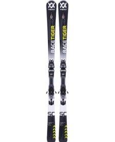 Volkl Racetiger Sc Black Ski - (17/18)