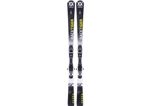 VOLKL Volkl Racetiger Sc Black Ski - (17/18)