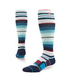 Stance Mens Inyo Sock Grey Heather -Grh (17/18)