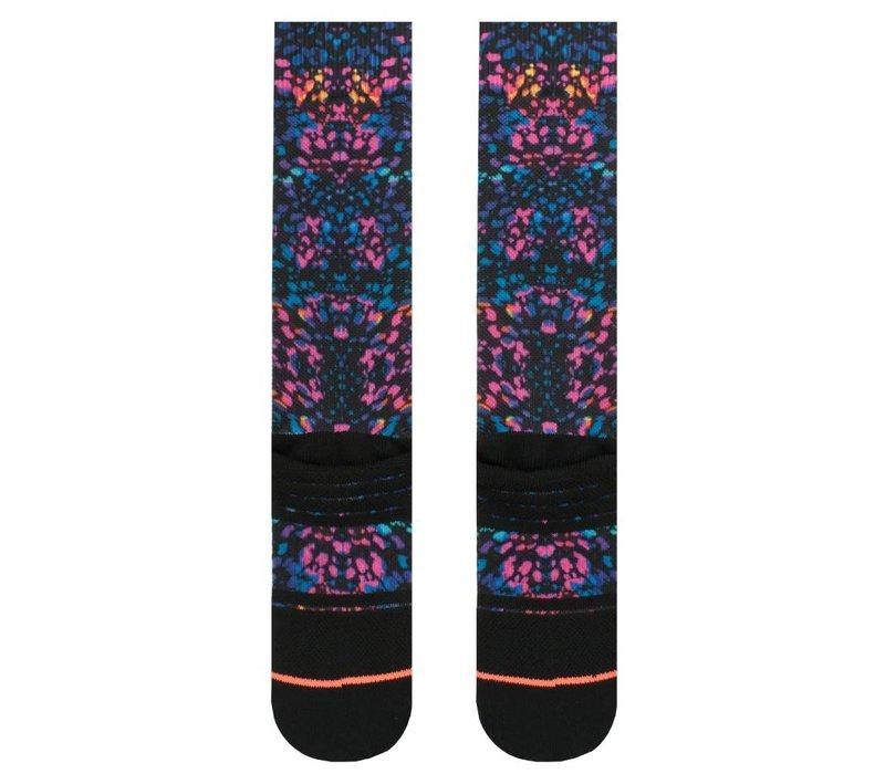 Stance Womens Silky Sock Black -Blk (17/18)